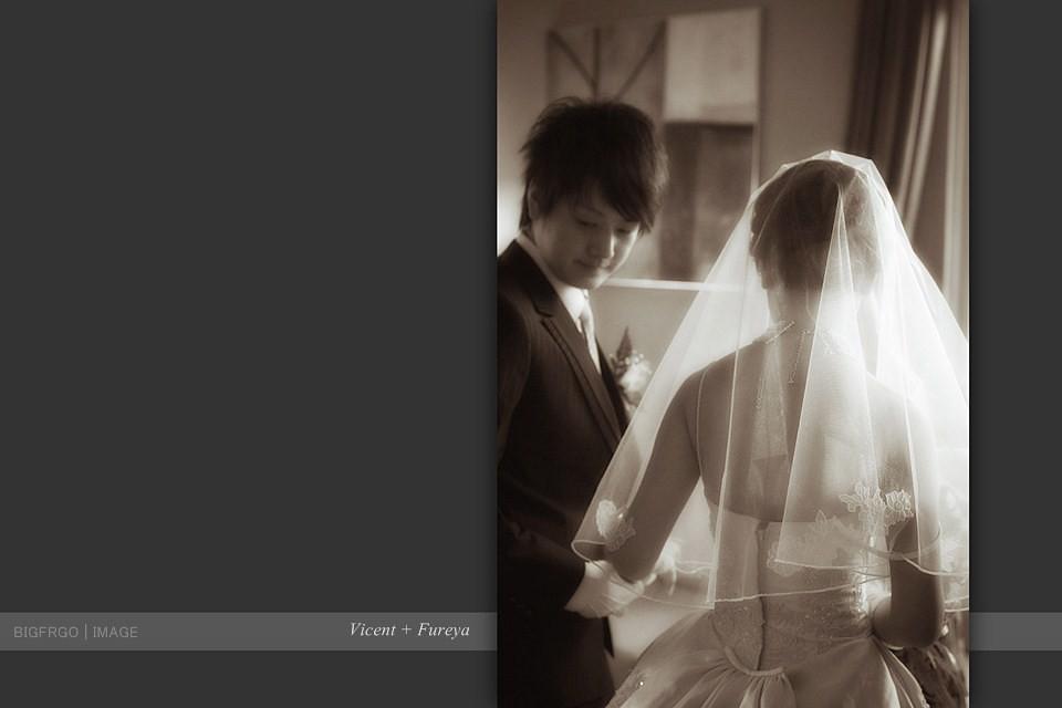 婚禮攝影 Vicent + Fureya @煙波大飯店
