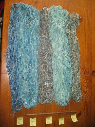 Pools ATR skeins