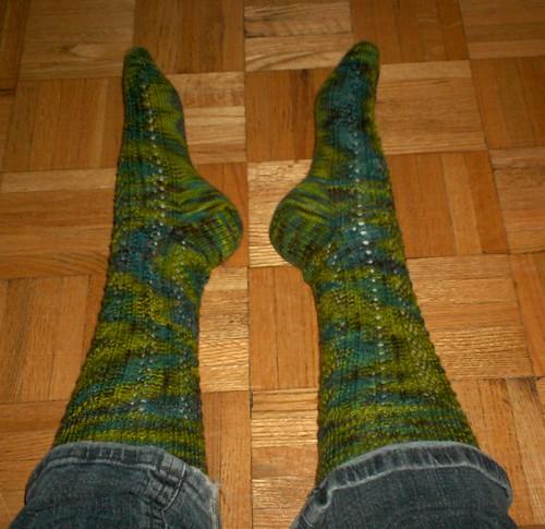 La Vie de Bois Socks - Complete