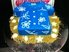 "Hawaiian Shirt Cake • <a style=""font-size:0.8em;"" href=""http://www.flickr.com/photos/40146061@N06/5593313411/"" target=""_blank"">View on Flickr</a>"