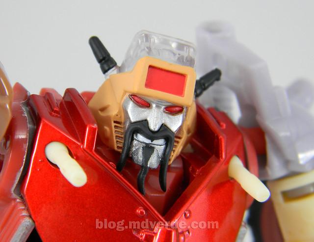 Transformers Wreck-Gar United Deluxe - modo robot