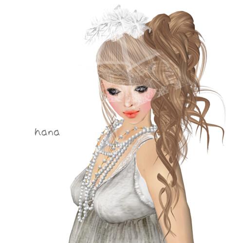 .+*HS*+. LB Hair ::NOAH:: Latte(White Lace) Box