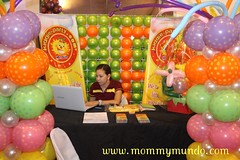Kiddie Party Booth