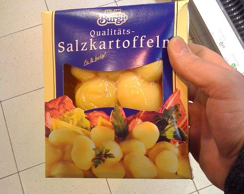 Fertig-Salzkartoffeln