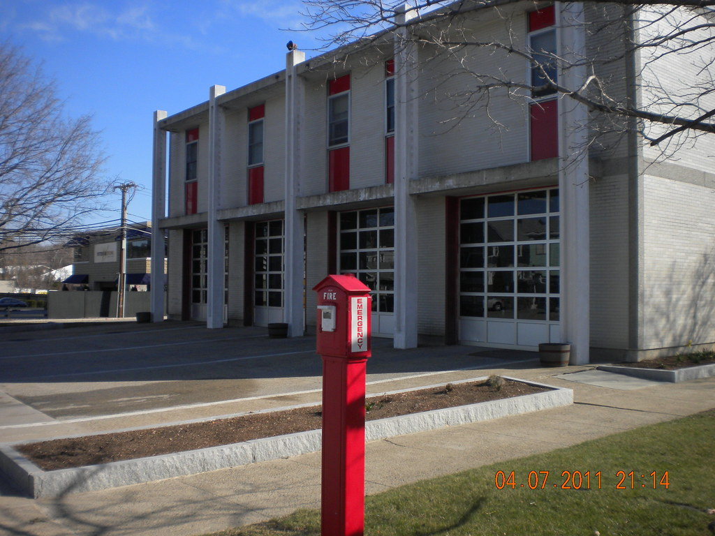 Waltham Headquarters Fire Station