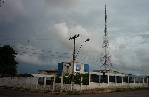 Rádio e TV Tapajós. Foto: Fabiano Carneiro
