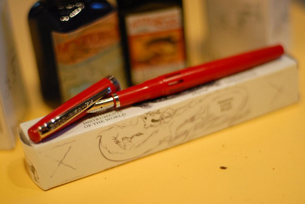 Noodler's Piston Filler Fountain Pen