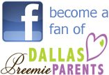 Dallas Preemie Parents facebook Page