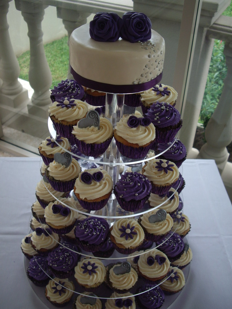 wedding cake silver and purple the world s best photos of dragees and silver flickr 24550