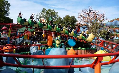 Disneyland February 2011
