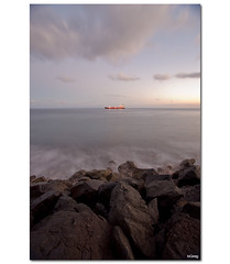 (benbello) Tags: sea seascapes sony tenerife alpha filters nd8 a850 bgreg minolta1735 benbello reversegnd8