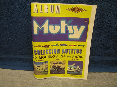MUKY - Induguay's 30 Modelos Album cover