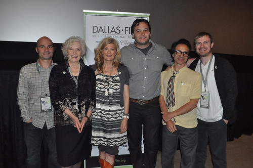 Dallas International Film Festival Erza Venetos and Brendt Mader Five Time Champion Magnolia TheaterNelly Safavi
