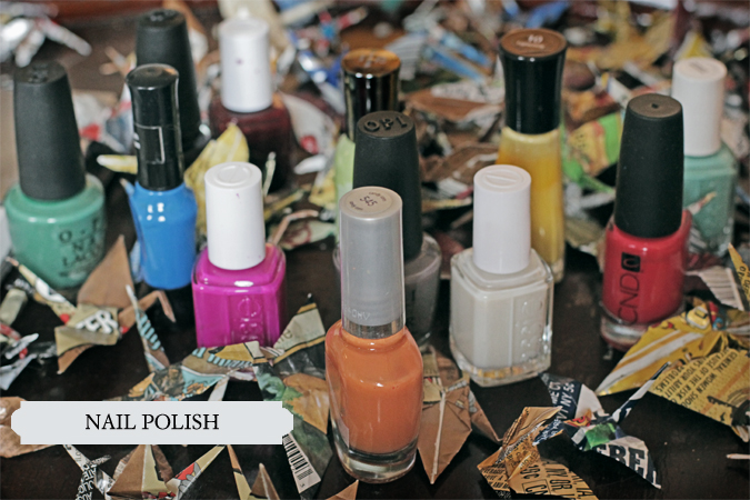 Classic Series on Jenna Sauers of Jezebel on her Nail Polish
