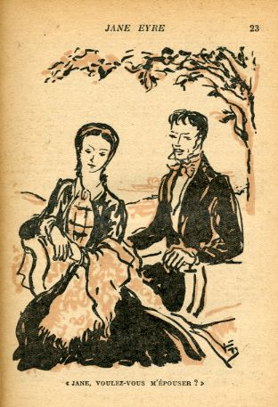 Jane EYRE, by Charlotte BRONTE -image-50-150