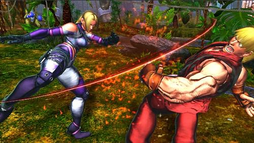 When Street Fighter Met Tekken, By Yoshinori Ono
