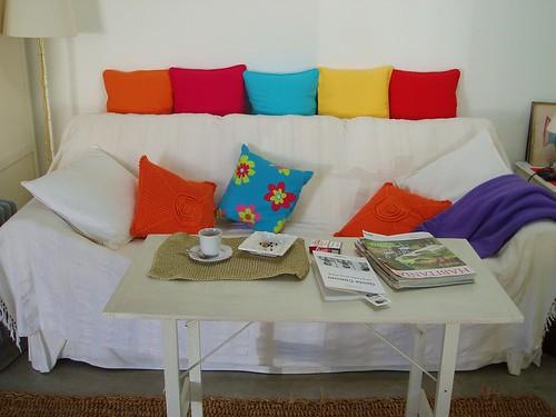 Sala de estar by SMAC colours