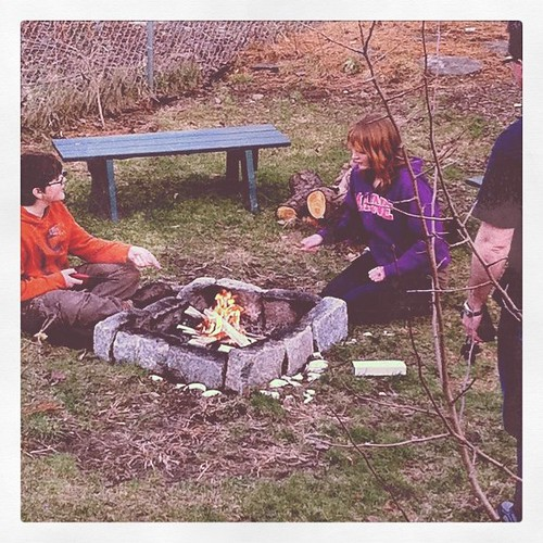 unschooling, fire starters