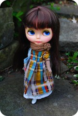 Cato (bigsmudge / Jo...can't seem to catch up!) Tags: kenner blythe brunette chunky cato sugarbabylove poupeemecanique