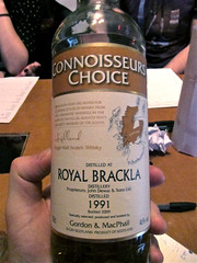 Royal Brackla 1991