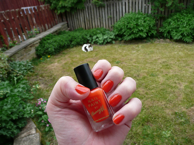 barry m orange