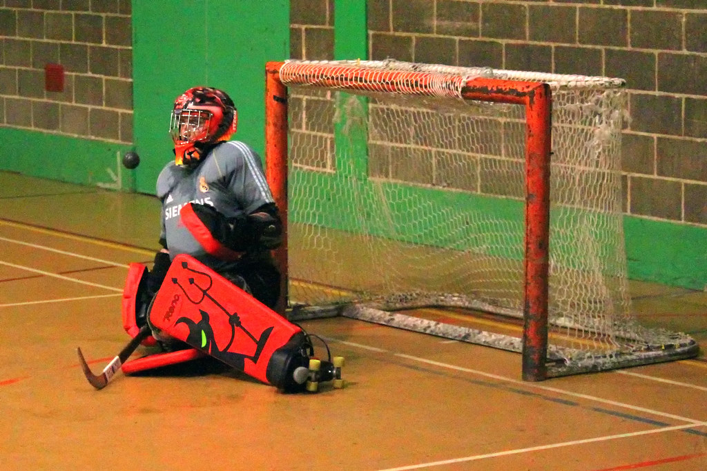Roller Hockey Training