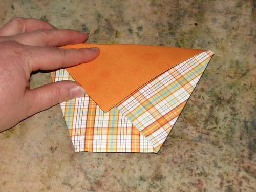 Folded Easter Basket 007
