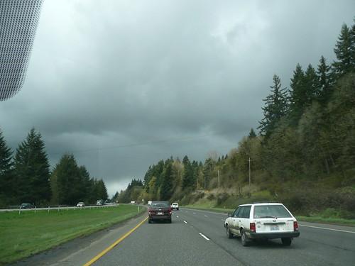En route to Seattle