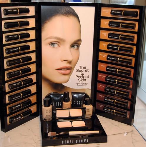 Bobbi brown (бобби браун) - косметика, адреса всех магазинов.