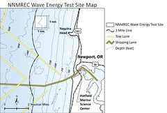 Wave site