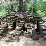 Angkor Thom at Angkor Wat National Park, Cambodia thumbnail