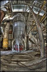 Concrete Ballistics Explore #132 (odin's_raven) Tags: urban abandoned austria factory exploring cement rocket hdr urbex talkurbex