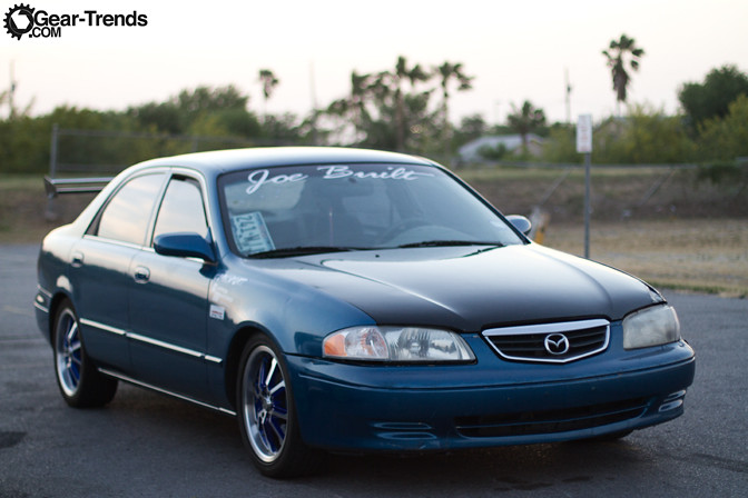 Robbys Mazda
