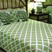 Kew Green Duvet Set