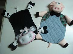 Descanso de Panela/ Travessa (tatiane_zoo) Tags: patchwork