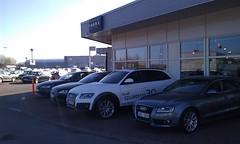 Audi i Örebro