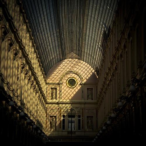 Passage Through the Light