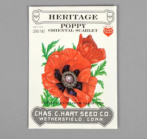 Hart's Heritage Poppy Seeds