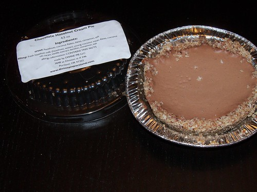 Chocolate Hazelnut Cream Pie 2