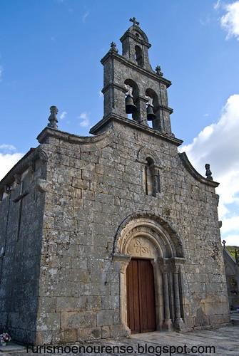 Iglesia Románica de Piñeira Seca