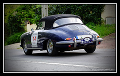 Porsche 356 C Cabriolet 1600 SC (1964) (Laurent DUCHENE) Tags: sc c 1600 porsche cabriolet 356 tourauto linasmonthléry