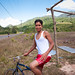 Boy with Bike: Humminbird Highway Belize