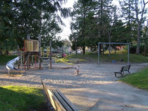 Arbutus Village Public Park
