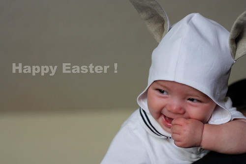 happy Easter! oncontextmenu=
