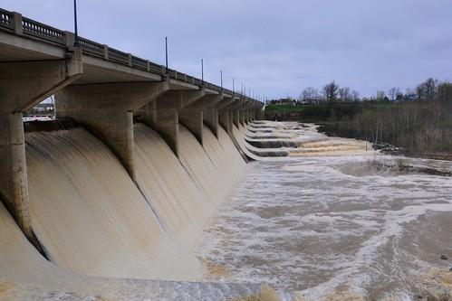 View Across O'Shaugnessy Dam