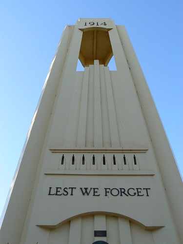 Cenotaph, Griffith