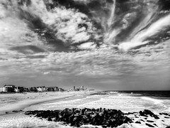 apocalypse at the jersey shore (nosha) Tags: ocean sea cloud beautiful beauty newjersey nj jerseyshore lightroom 2011 oceangrovenj asburyparknj nosha canonpowershots90 6225mm oceangrovenewjerseyusa