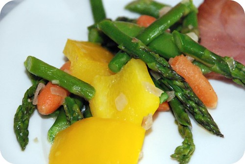 Mixed Spring Vegetables