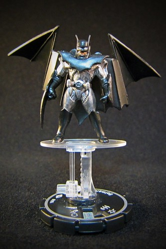 DC HeroClix Unleashed #94 Batman - Unique