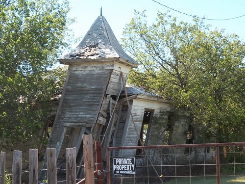 Falling Church, South Bend, Texas by fables98